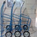 Varil Taşıma Arabası